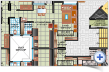 Plans - 2nd, 4th, 6th, 8th, &10th Floor
